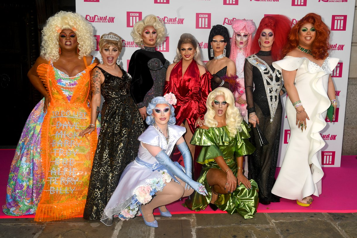 Drag race UK