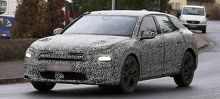 Citroen C5 new electric saloon spy shots-9.jpg